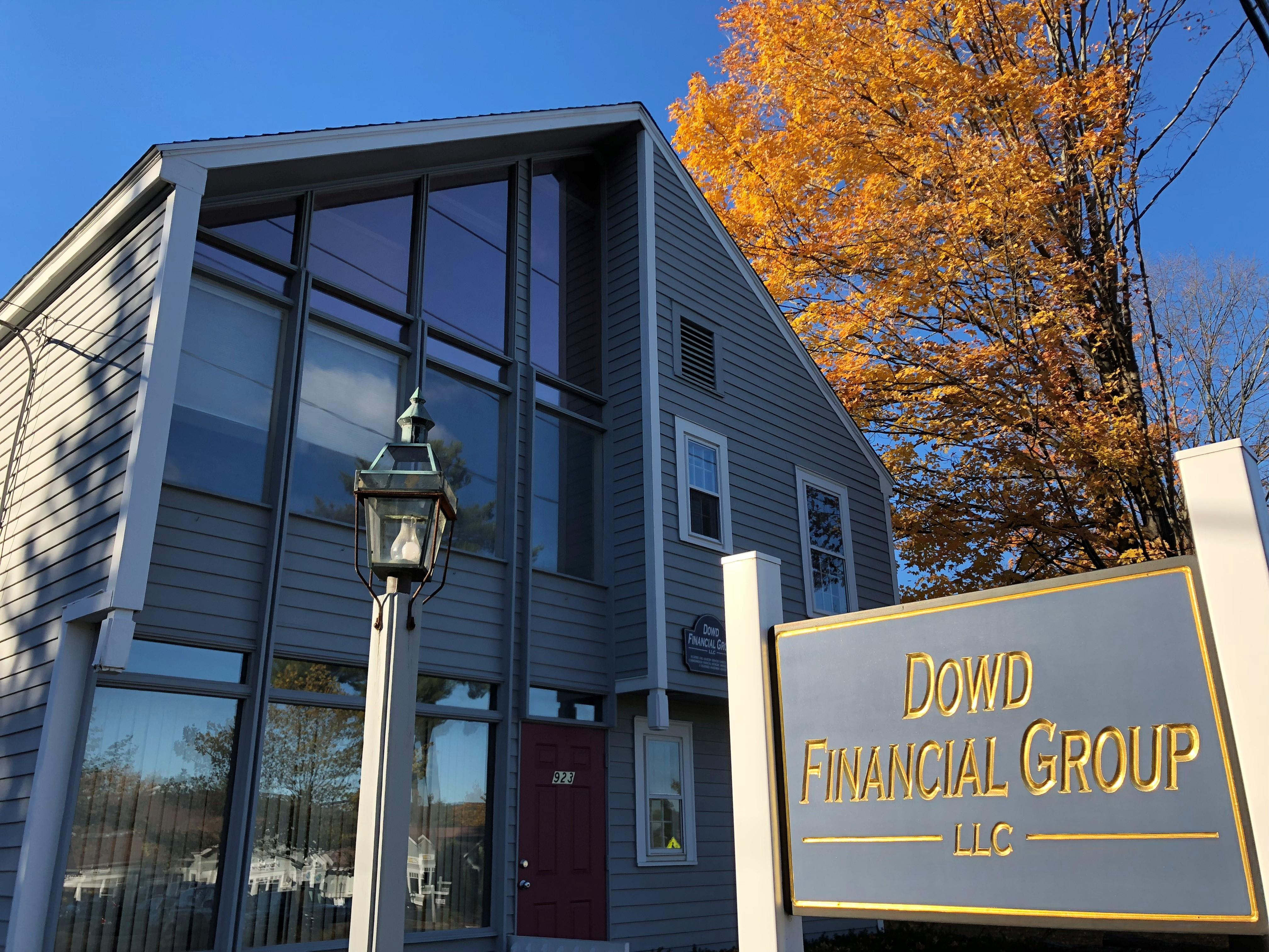 Dowd Financial Group LLC Simsbury CT office